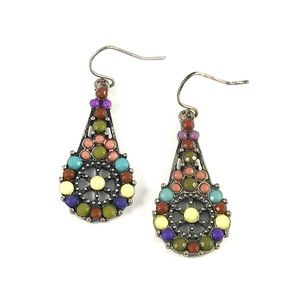 Cute Colorful Dangle Earrings